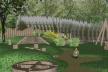 W parku znajdzie się też plac zabaw... / fot. dzięki uprzejmości autorów projektu