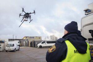 Drony do walki ze smogiem przetestowane w terenie