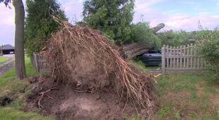 Rzecznik Państwowej Straży Pożarnej o skutkach burz w Polsce