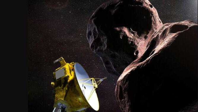 Tak daleko w kosmosie jeszcze nie byliśmy. Sonda dotarła do planetoidy Ultima Thule