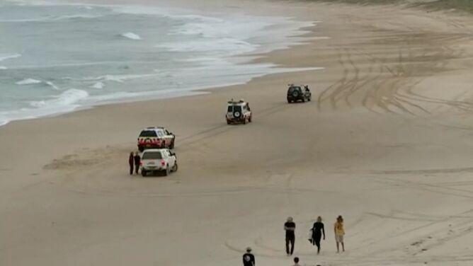Nastolatek zmarł po ataku rekina