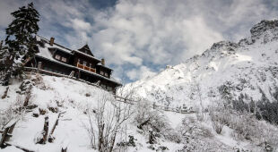 Schroniska górskie w czasie epidemii są zamknięte