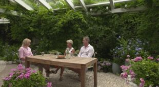 Nowoczesny wypoczynkowy ogród (odc 759 / HGTV odc. 21 serii 2020)